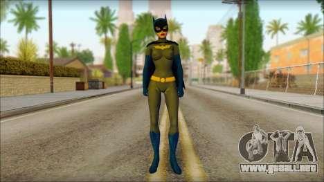 Batgirl para GTA San Andreas