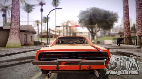Graphic Unity v3 para GTA San Andreas novena de pantalla