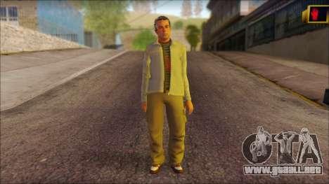 GTA 5 Ped 7 para GTA San Andreas