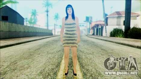 Sofyri from Beta Version para GTA San Andreas