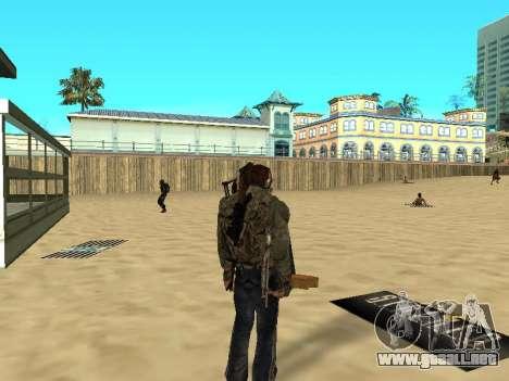 Nuevas alfombras en la playa para GTA San Andreas