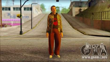 GTA 5 Ped 9 para GTA San Andreas