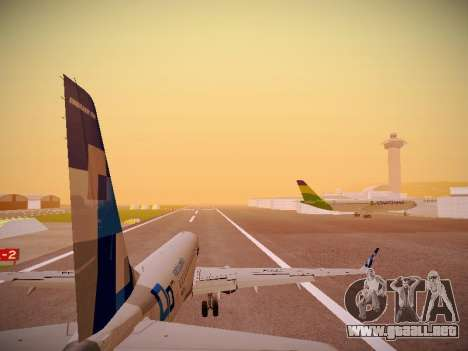 Embraer E190 TRIP Linhas Aereas Brasileira para el motor de GTA San Andreas