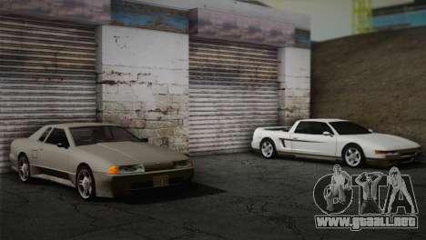 Sport Cars in Doherty para GTA San Andreas segunda pantalla