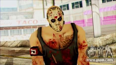 Manhunt Ped 12 para GTA San Andreas tercera pantalla