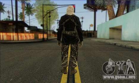 Task Force 141 (CoD: MW 2) Skin 6 para GTA San Andreas segunda pantalla