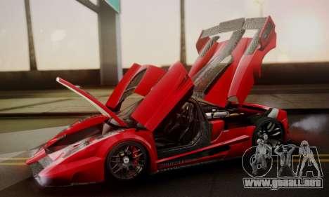 Ferrari Gemballa MIG-U1 para el motor de GTA San Andreas