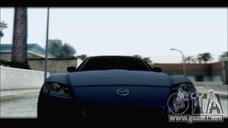 Graphic Unity V2 para GTA San Andreas novena de pantalla