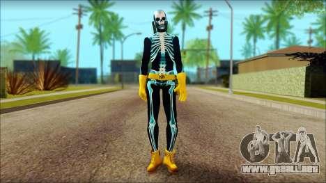 Kick Ass 2 Dave v4 para GTA San Andreas