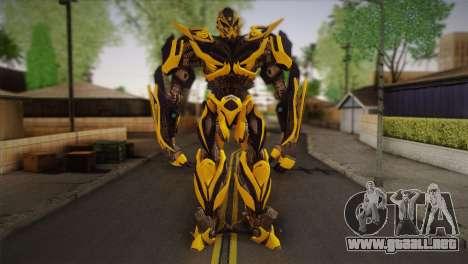 Bumblebee v1 para GTA San Andreas