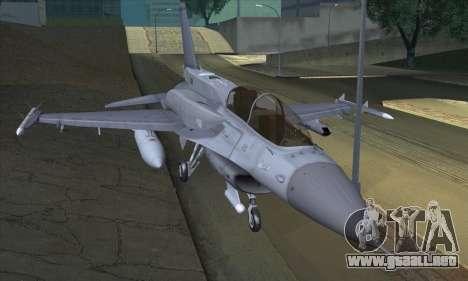 F-16D Block 60 para GTA San Andreas