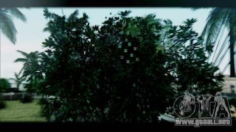 Graphic Unity V2 para GTA San Andreas quinta pantalla