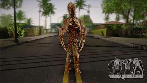 Monstruo del juego Dead Spase 3 para GTA San Andreas