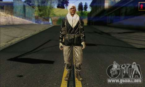 Task Force 141 (CoD: MW 2) Skin 6 para GTA San Andreas