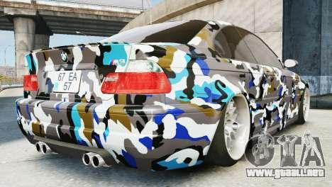 BMW M3 E46 Emre AKIN Edition para GTA 4 left