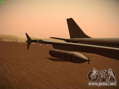 Airbus A310 MRTT Luftwaffe (German Air Force) para el motor de GTA San Andreas