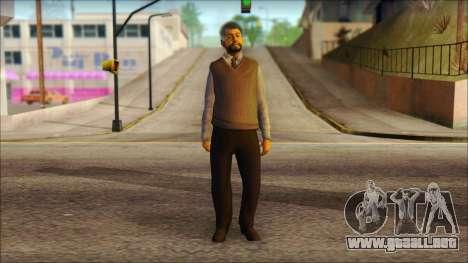 GTA 5 Ped 16 para GTA San Andreas