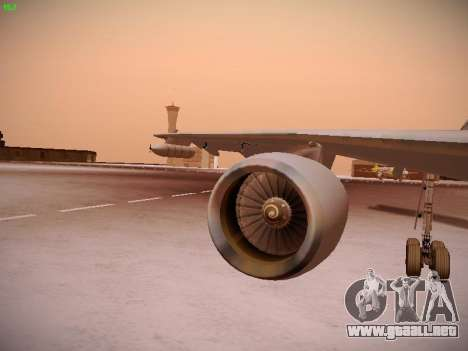 Airbus A310 MRTT Luftwaffe (German Air Force) para las ruedas de GTA San Andreas