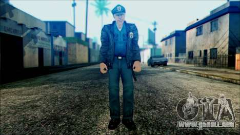 Manhunt Ped 3 para GTA San Andreas