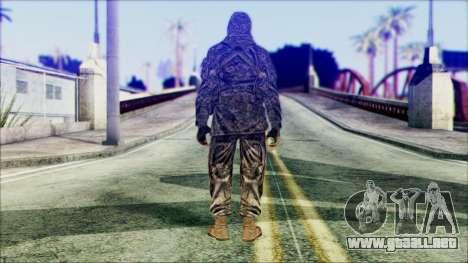 Ranger (CoD: MW2) v6 para GTA San Andreas segunda pantalla