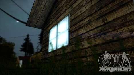 Graphic Unity v3 para GTA San Andreas décimo de pantalla