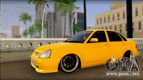 Lada 2170 Priora Hennessey Performance para GTA San Andreas