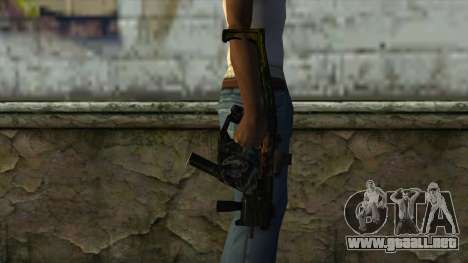 Kriss Super from PointBlank v3 para GTA San Andreas tercera pantalla