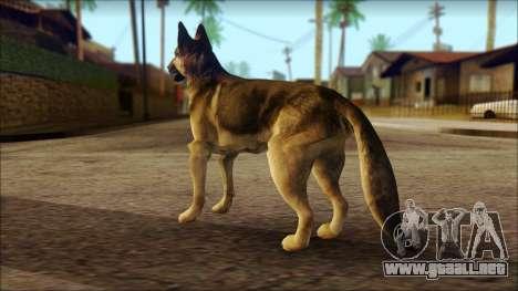 Dog Skin v2 para GTA San Andreas segunda pantalla