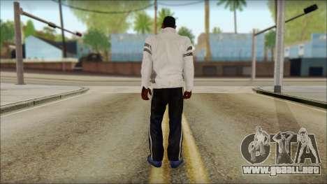 C-Jay 2014 Piel v3 para GTA San Andreas segunda pantalla