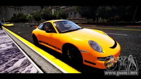 Porsche 911 GT3 RS para GTA 4 left