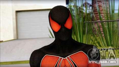 Scarlet 2012 Spider Man para GTA San Andreas tercera pantalla