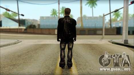 Arnold Shvarzneger para GTA San Andreas segunda pantalla