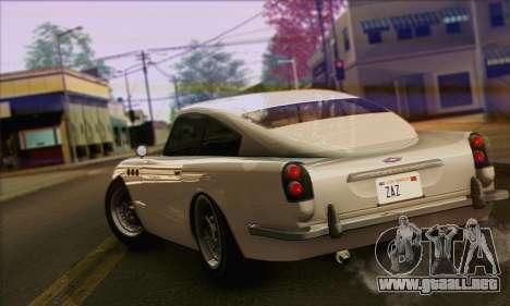 DewBauchee JB-700 1.0 (HQLM) para GTA San Andreas left