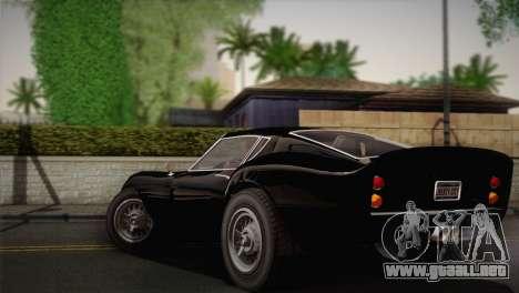 GTA 5 Stinger GT (IVF) para GTA San Andreas left
