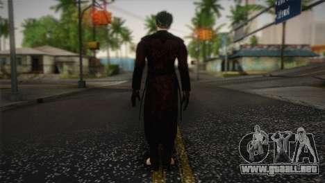 Joker From Batman: Arkham Origins para GTA San Andreas segunda pantalla