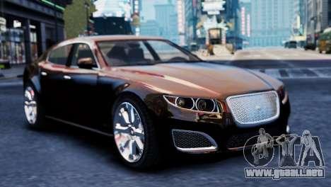 GTA 5 Lampadati Felon para GTA 4 visión correcta