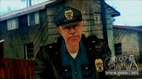 Manhunt Ped 3 para GTA San Andreas tercera pantalla