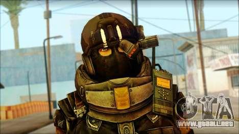 Наемник (Tom Clancy Splinter Cell: Blacklist) para GTA San Andreas tercera pantalla