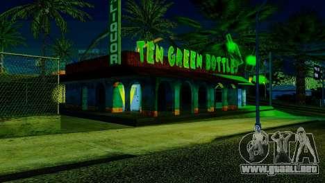 Nuevo bar en Ganton para GTA San Andreas tercera pantalla