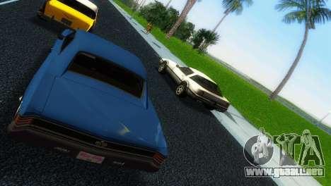 Chevrolet Chevelle SS 1967 para GTA Vice City visión correcta
