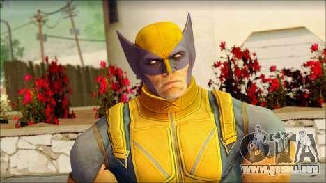 Wolverine Deadpool The Game Cable para GTA San Andreas tercera pantalla
