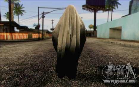 Fantasma para GTA San Andreas segunda pantalla