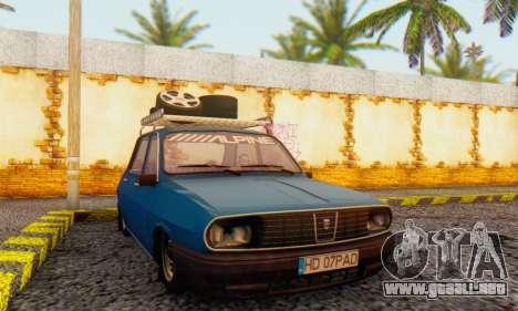 Dacia 1310 Combinata para la visión correcta GTA San Andreas