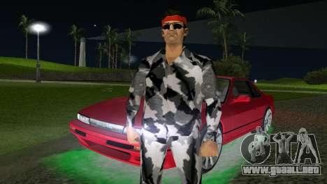 Camo Skin 13 para GTA Vice City tercera pantalla