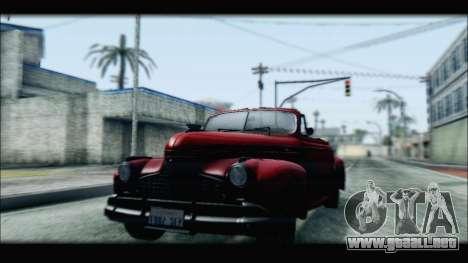 Graphic Unity V2 para GTA San Andreas séptima pantalla