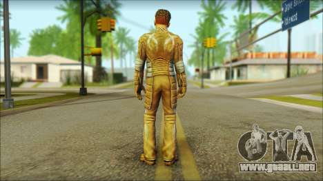 Iceman Standart v1 para GTA San Andreas segunda pantalla