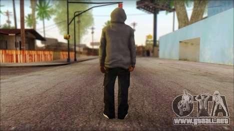 Plen Park Prims Skin 4 para GTA San Andreas segunda pantalla