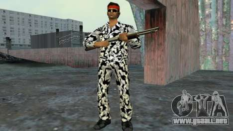 Camo Skin 05 para GTA Vice City segunda pantalla