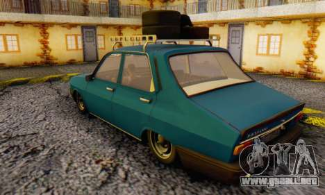 Dacia 1310 Combinata para GTA San Andreas left
