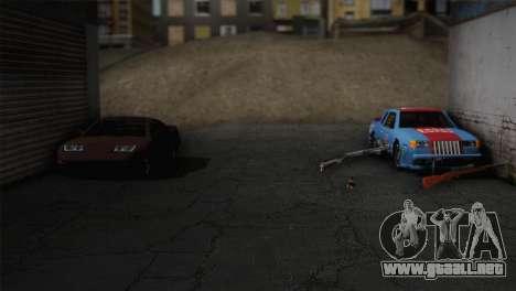 Sport Cars in Doherty para GTA San Andreas tercera pantalla